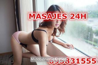 Fotos de NUEVAS 7 ASIATICAS MASAJES 24H 695831555 TODOS COMPLETO EN METRO L2 GORG