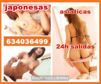 Fotos de NUEVAS ASIATICAS ORIENTALES MASAJES 24H TODOS COMPLETO 634036499