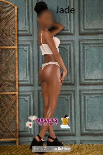 Fotos de Jade mulata de 19 añitos sensual en princesa