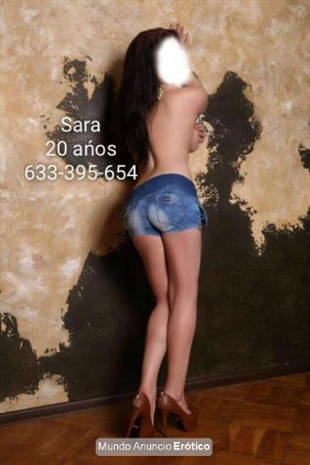 Fotos de SARA_CUBANA_CARIŃOSA_IMPLICADA_FRANCES NATURAL_BESOS DE NOVIA