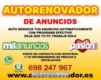 Fotos de PROGRAMA AUTORENOVADOR DE ANUNCIOS,,,cbcbcbcbc